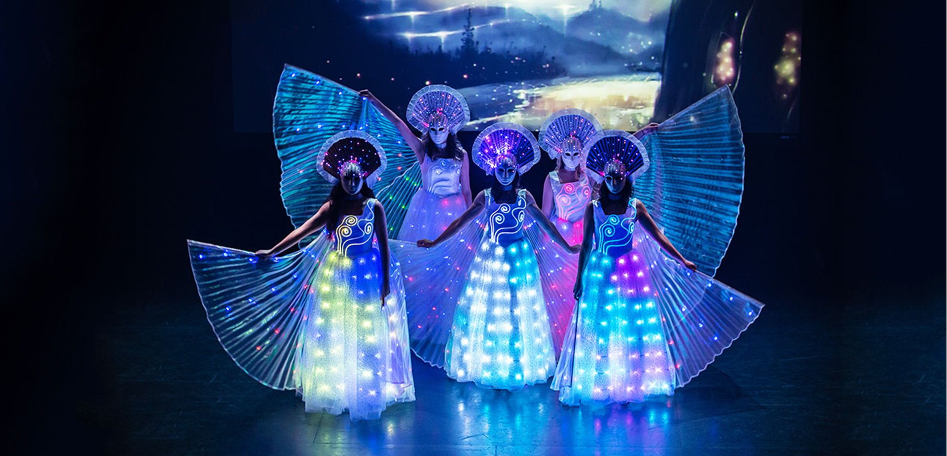 LED Light Costumes