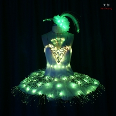 LED ballet tutu dress costume