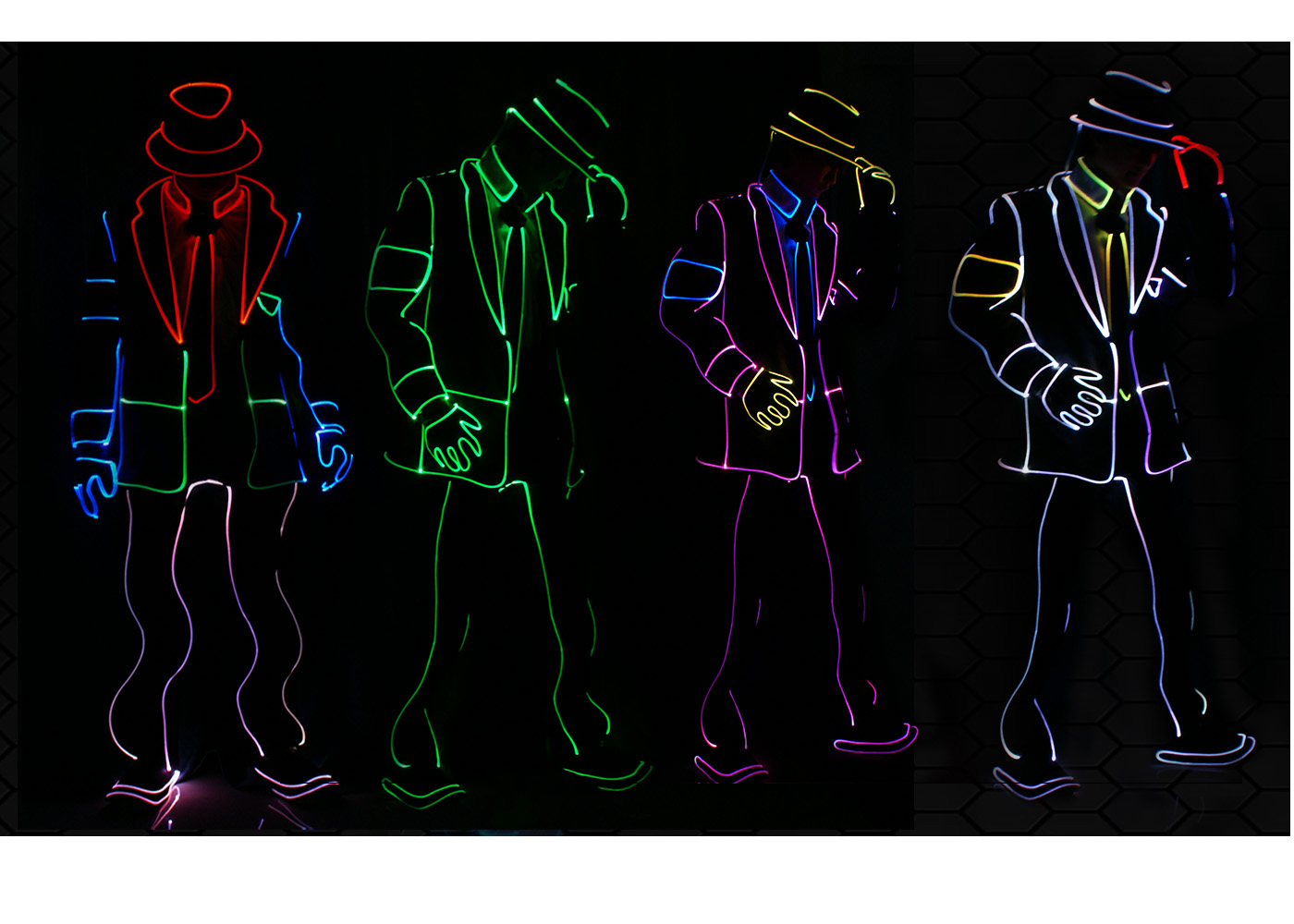LED & Fiber Optic Costumes